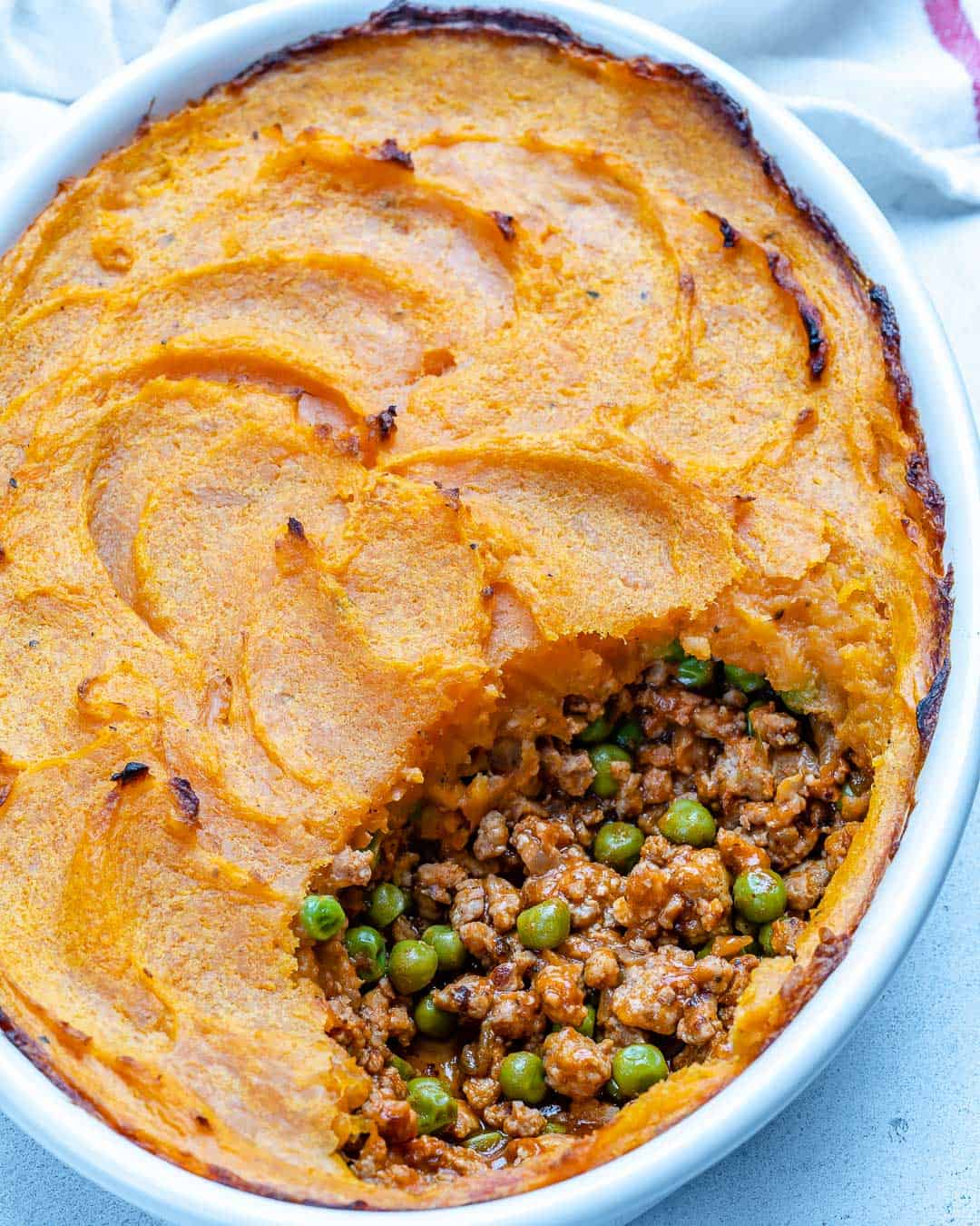 cottage pie recipe with ground turkey
