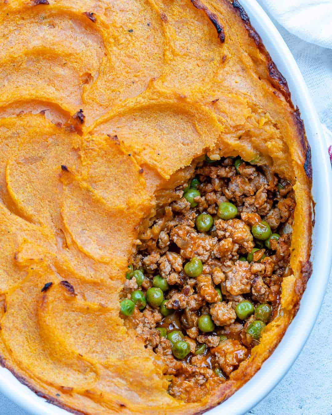 healthy cottage pie recipe
