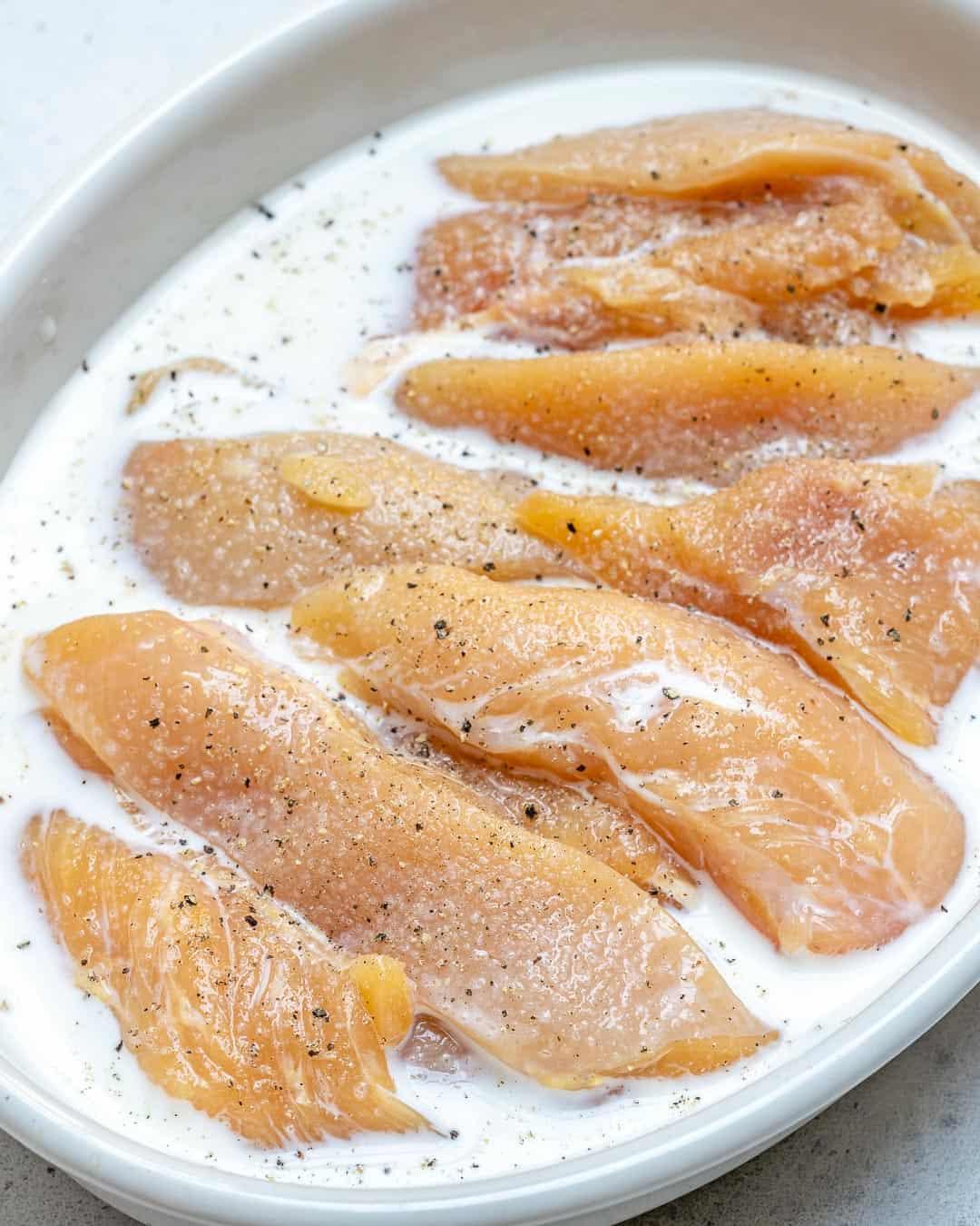 marinade chicken tenders recipe