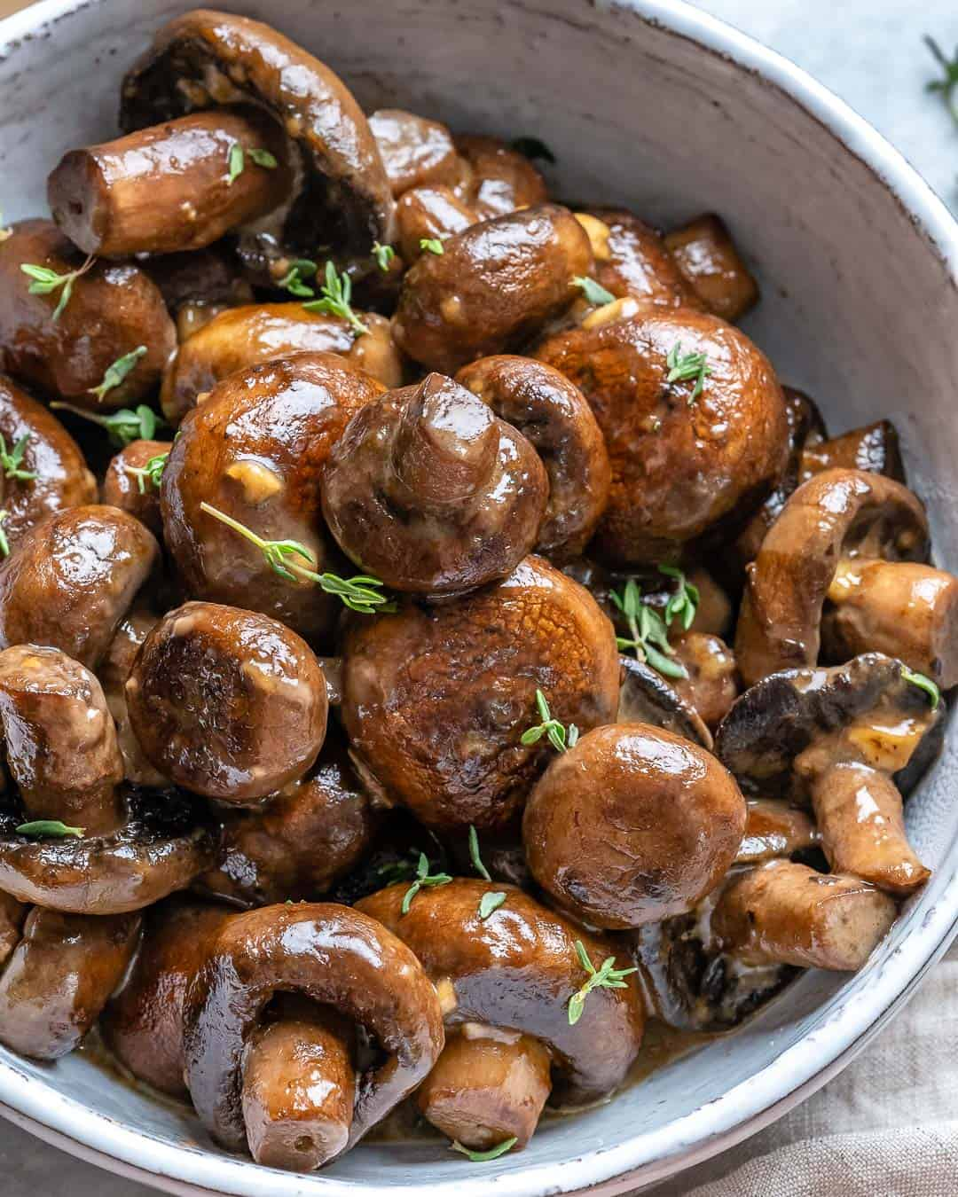 best garlic mushroom recipe