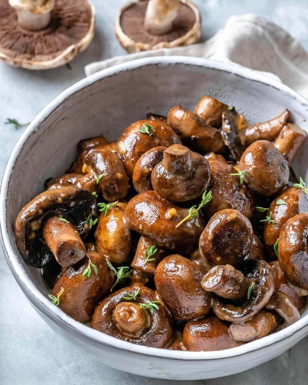 keto creamy mushroom recipe
