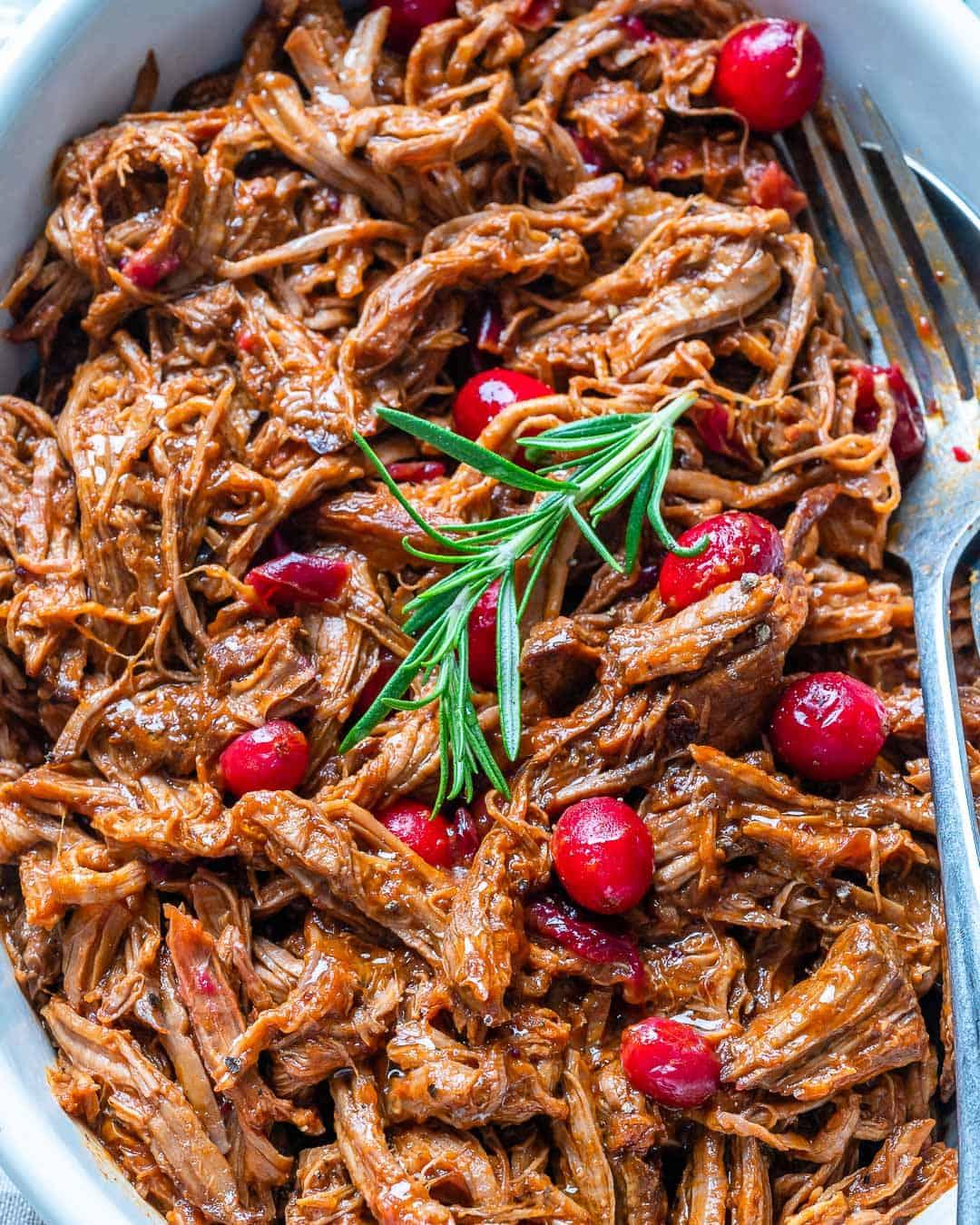 easy cranberry beef brisket recipe