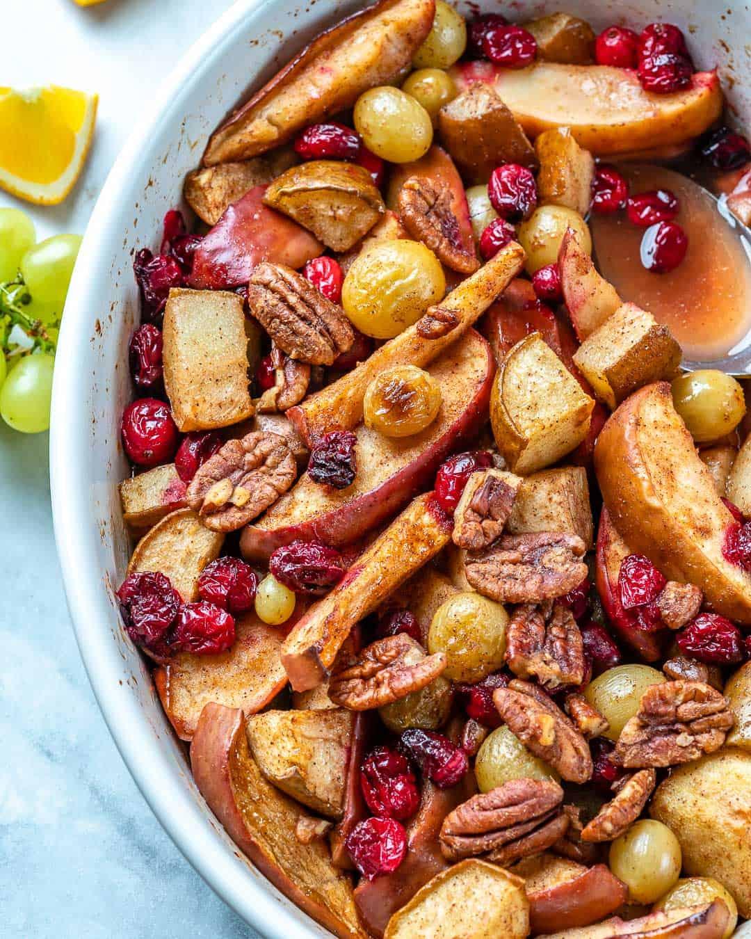 fruit bake recipe