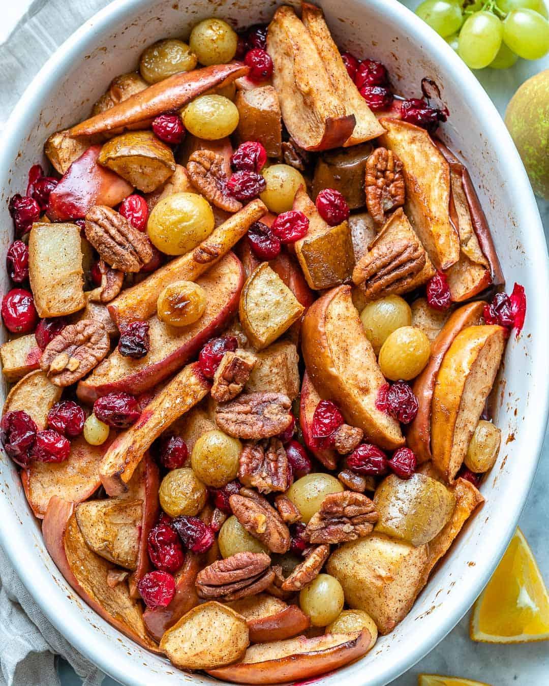 easy fruit bake recipe