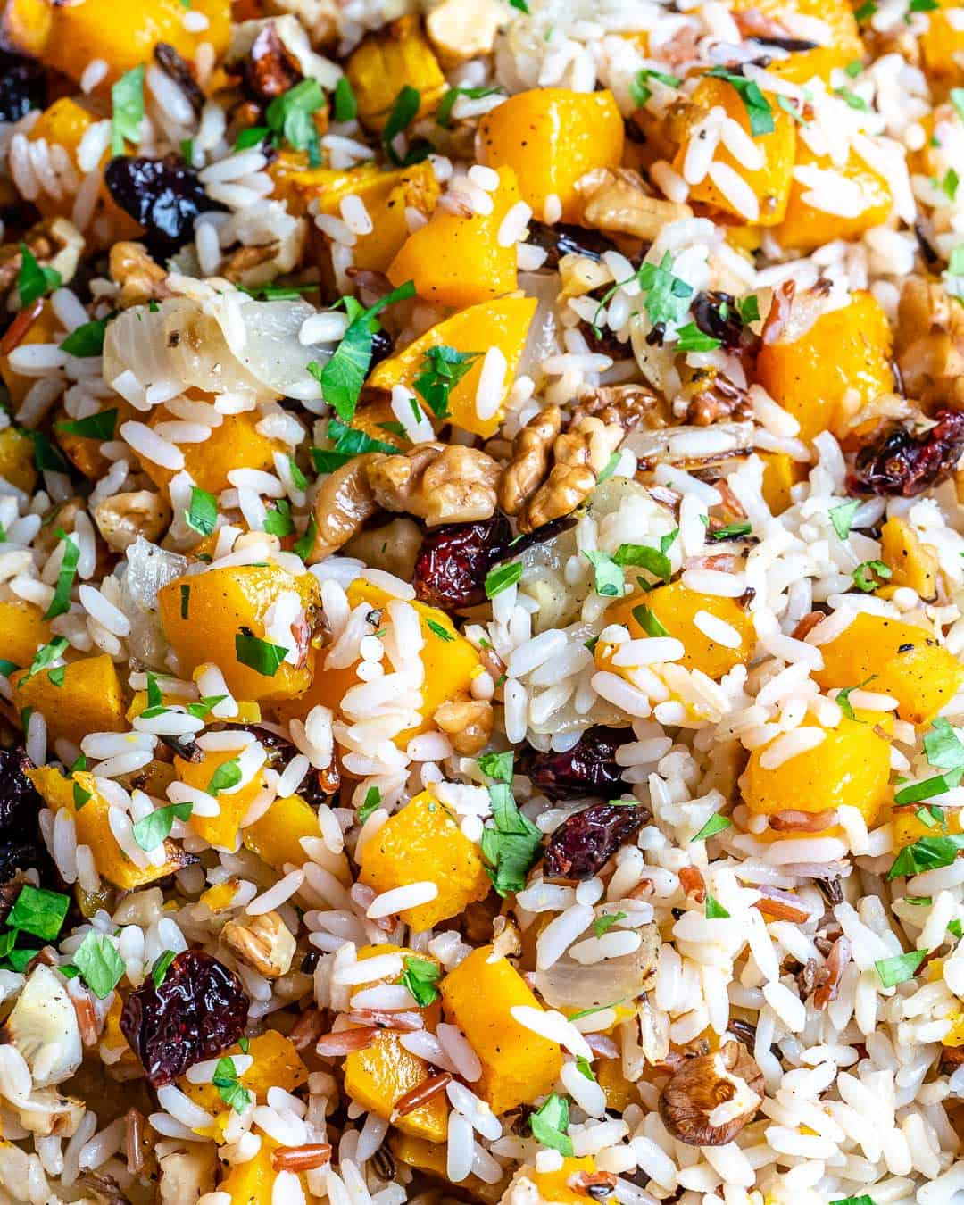 easy side dish recipe with wild rice