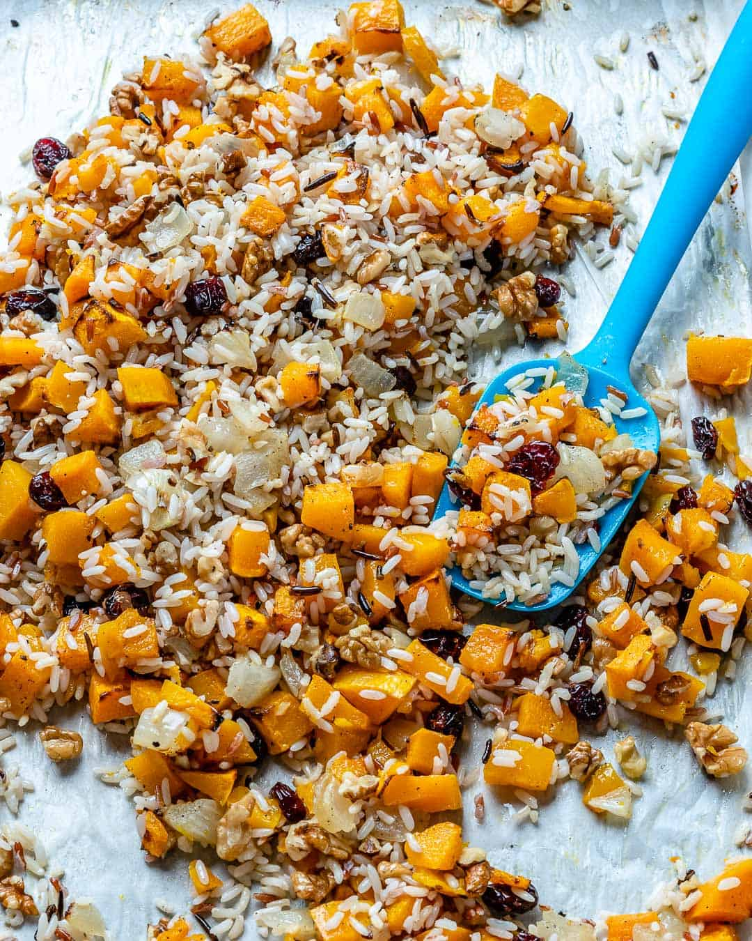 easy stuffing recipe with butternut squash