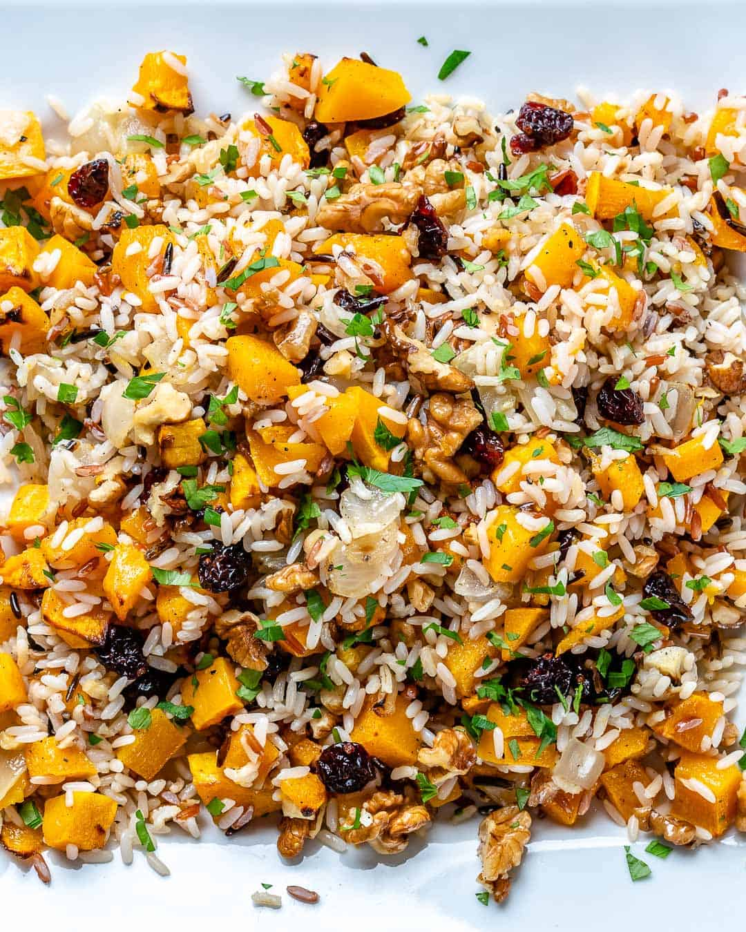 healthy wild rice pilaf recipe