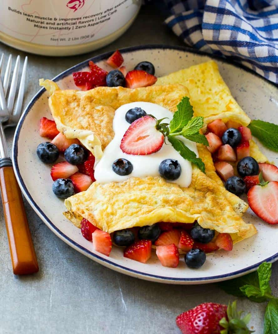 healthy crepes recipe