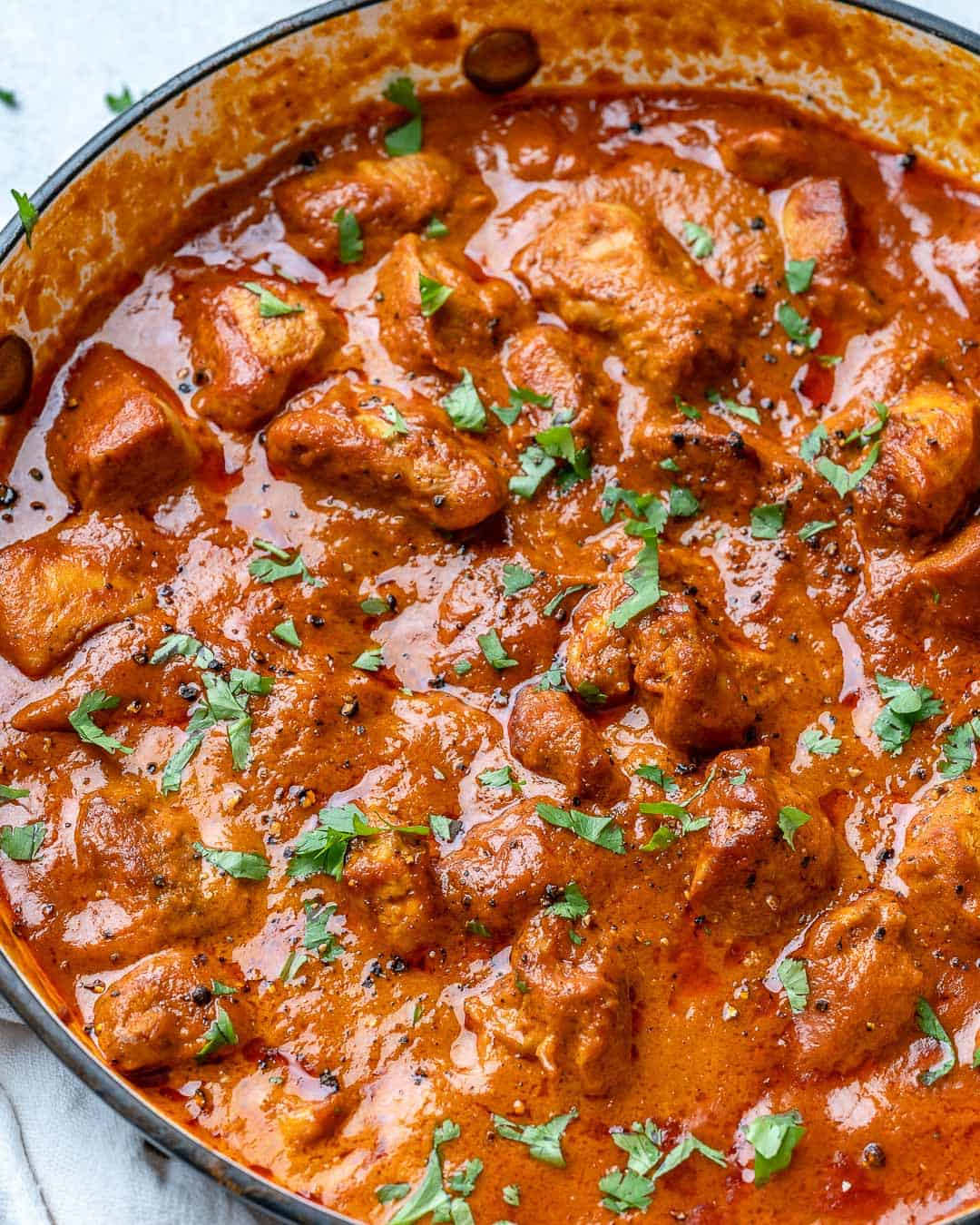 easy Indian butter chicken recipe