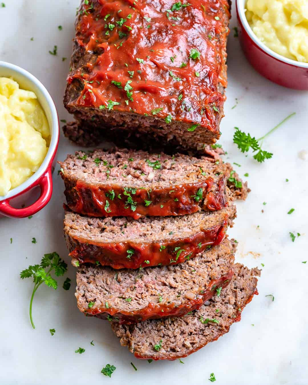 Easy Homemade Meatloaf Recipe Healthy Fitness Meals
