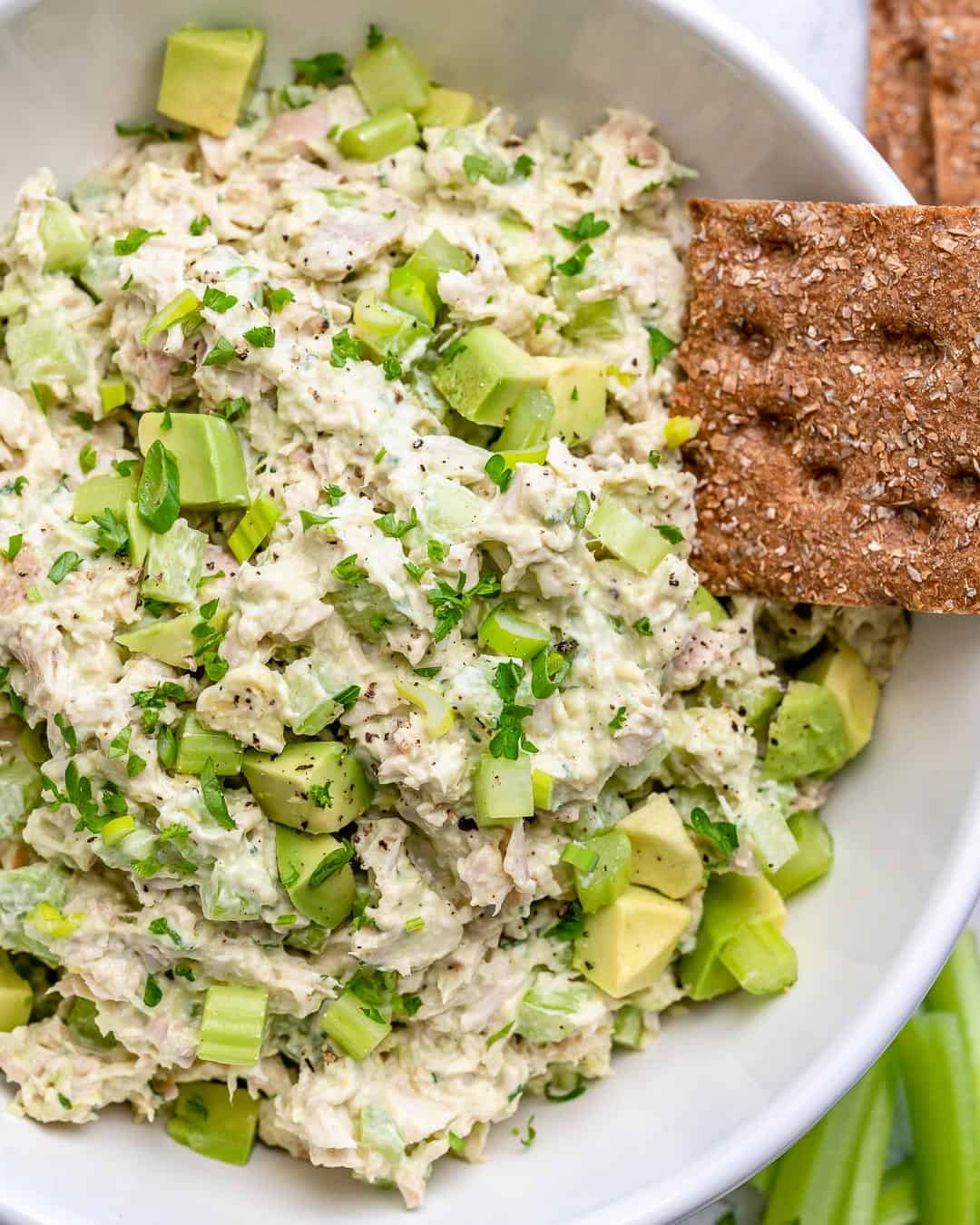 Healthy chickens Salad recipe