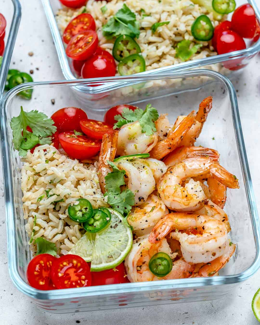 easy and healthy shrimp recipe