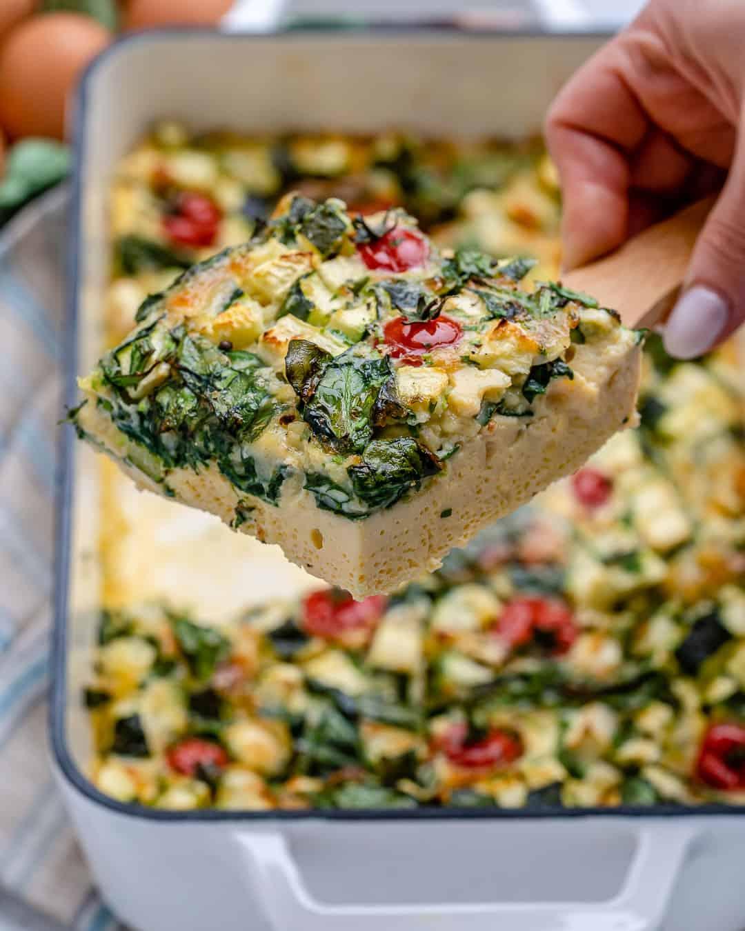 healthy quiche recipe