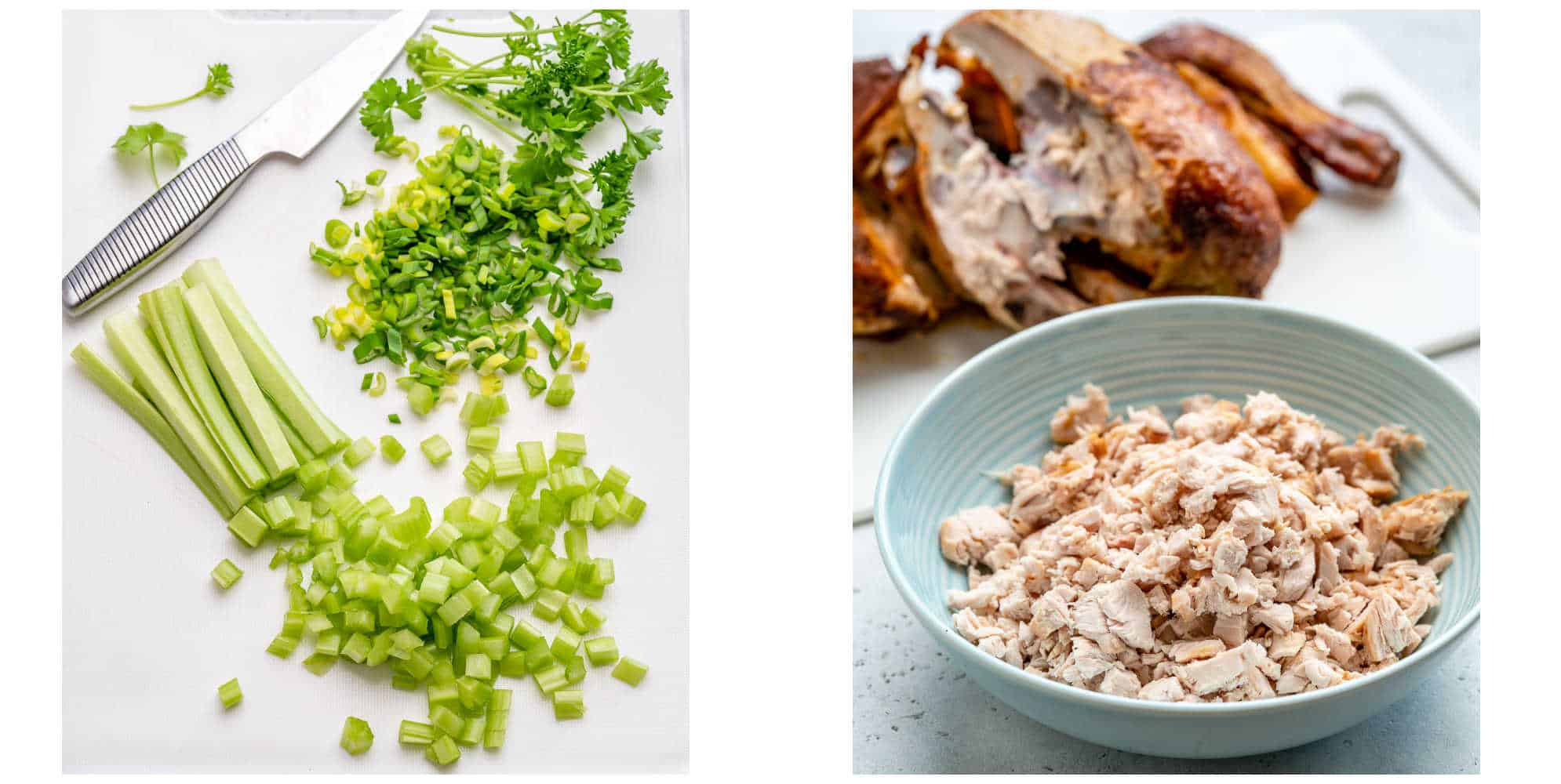easy and healthy chicken salad
