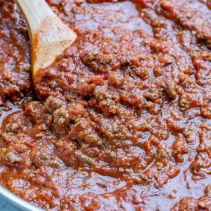 How to make homemade meat sauce