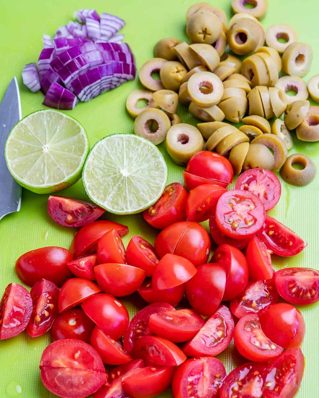 southwest pasta salad ingredients