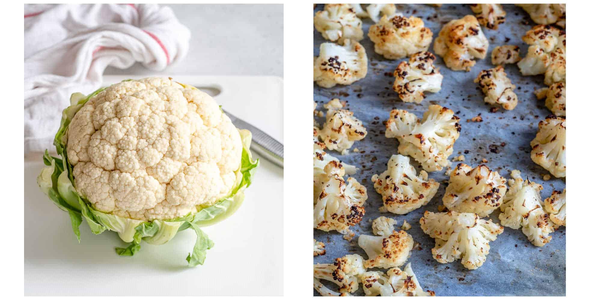 cheesy cauliflower recipe