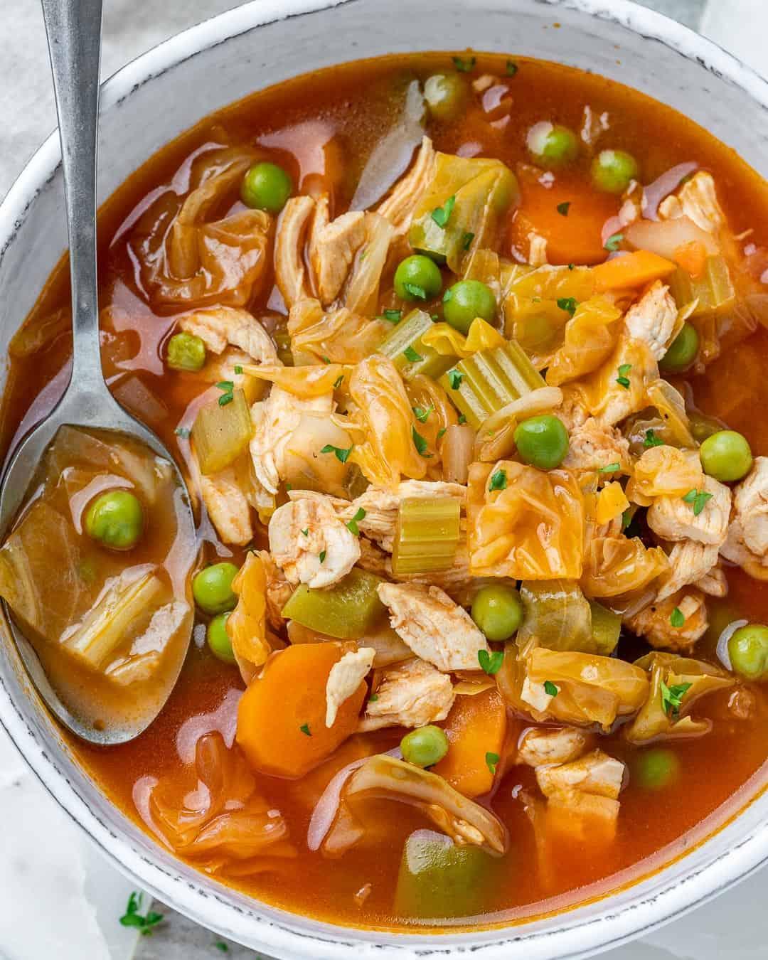 chicken vegetable recipe