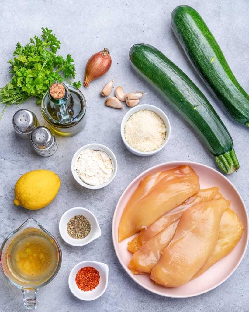 chicken scampi ingredients