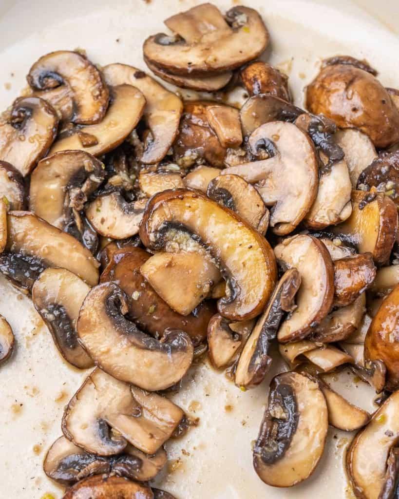 image of cooked mushroom