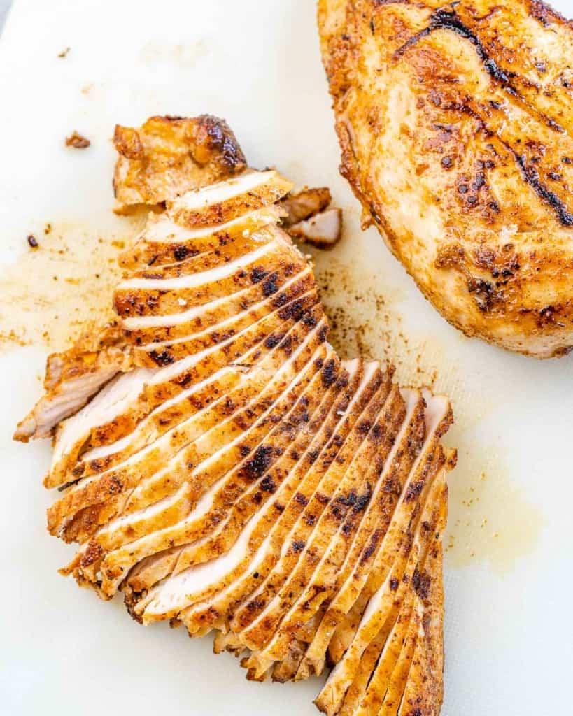 Creamy Cajun Chicken Pasta Recipe   Healthy Fitness Meals