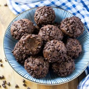 Brownie Protein Bites